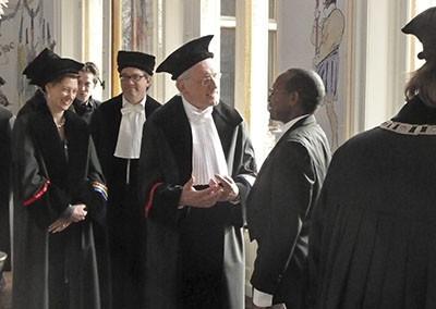 PhD graduates Strengthening Law Faculties Rwanda