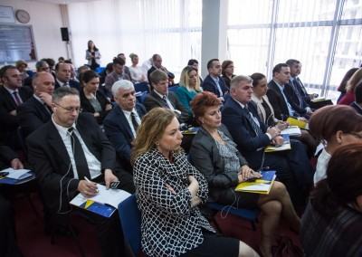 Project kick-off meeting in Pristina - Courtesy of the European Union Office in Kosovo
