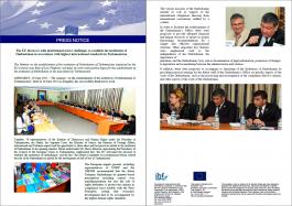 Press notice on seminar ombudsman turkmenistan