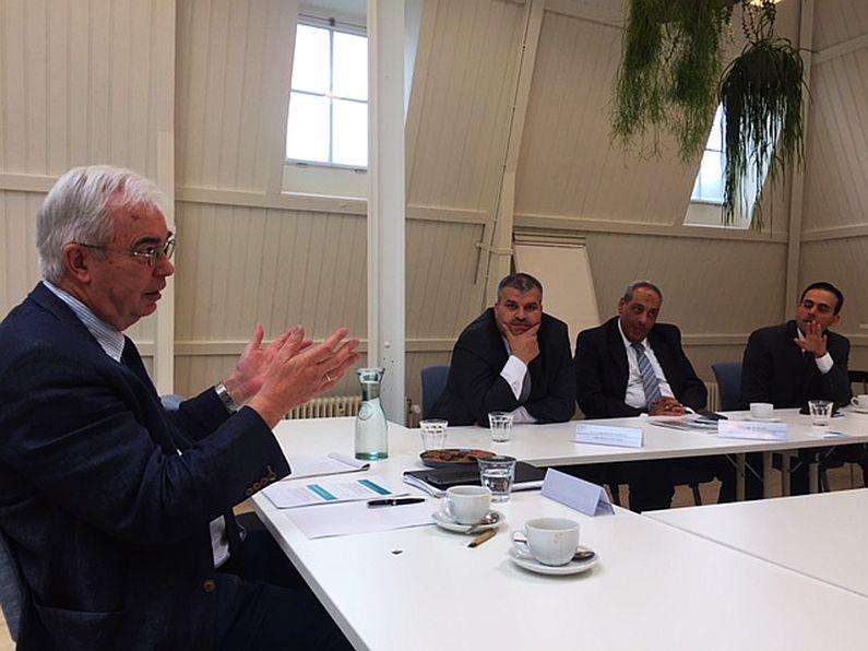 Jordan // Economic Court judges share insights with Dutch